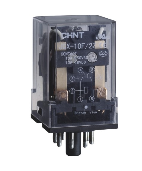 jqx-10f小型电磁继电器